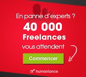 → Recrutez vos experts en ligne sur Humaniance.com