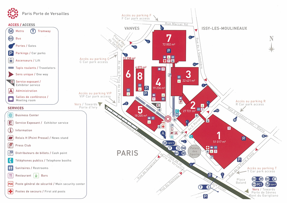 Salon solutions rh 2014 paris soyez au rendez vous for Porte de versailles salon des vignerons independants