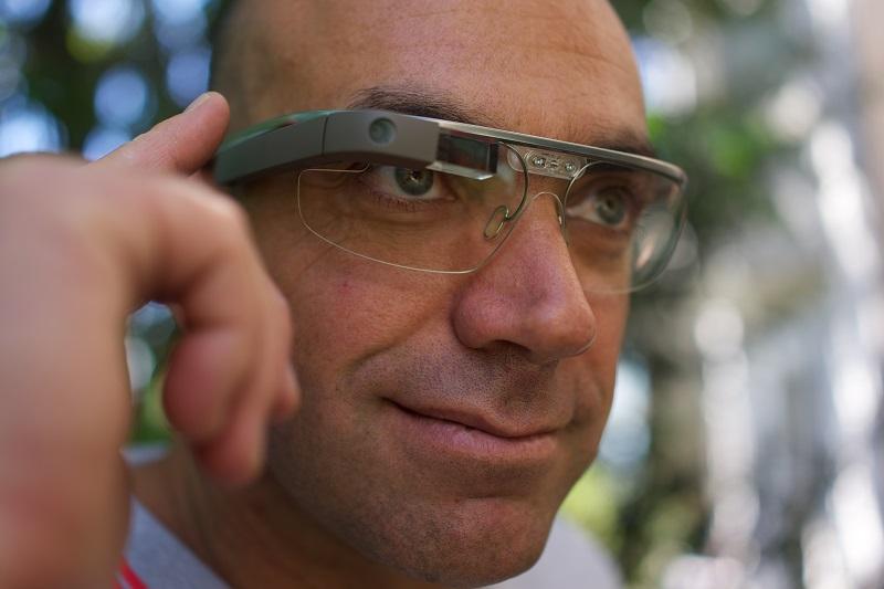 Les Google Glass, outil du recruteur de demain