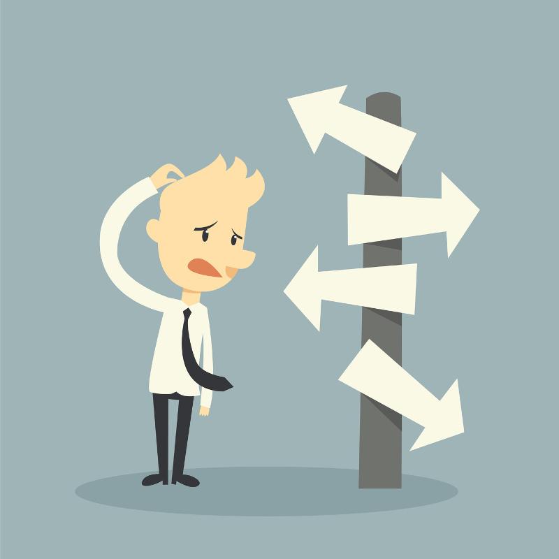 Pour éviter d'être un recruteur perdu dans ses recherches, préparez bien votre recrutement!