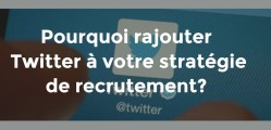 twitter strategie de recrutement