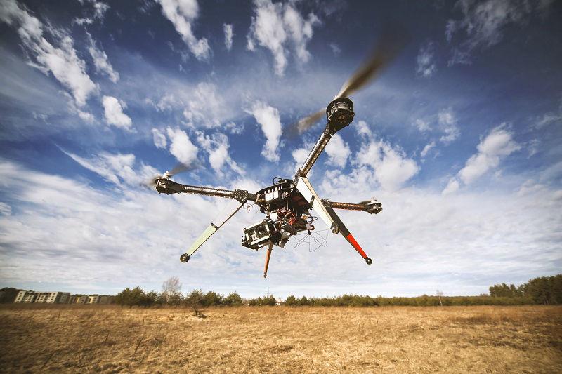 secteur d'avenir drones