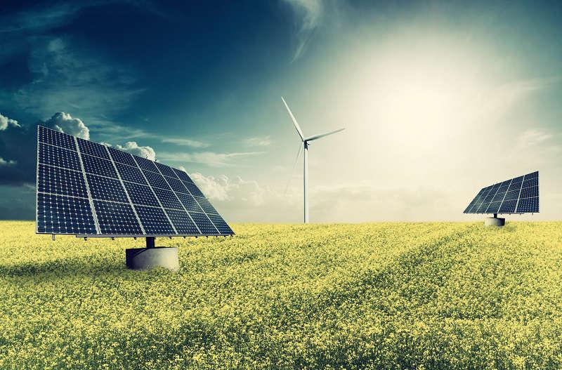 secteur d'avenir energie solaire eolienne