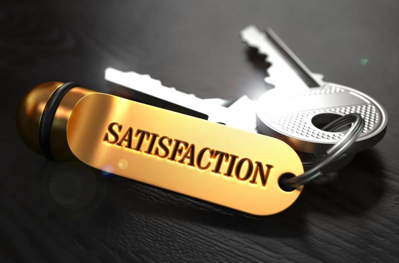 sastifaction entre un client et un freelance