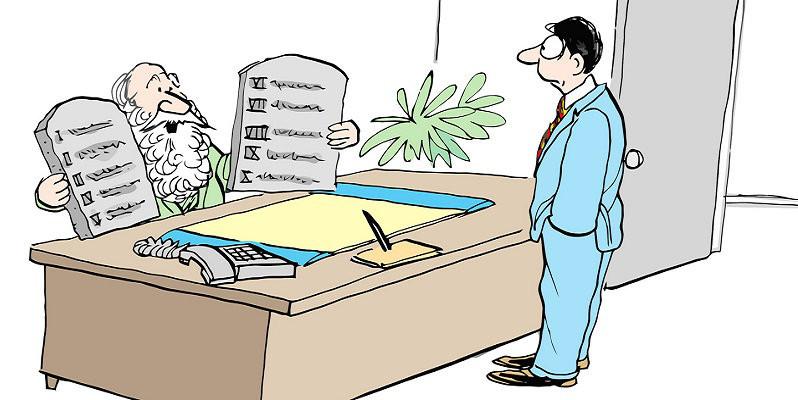 Les 8 commandements du recrutement moderne