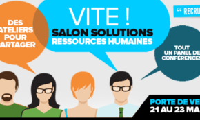 Salon solutions ressources humaines 2017